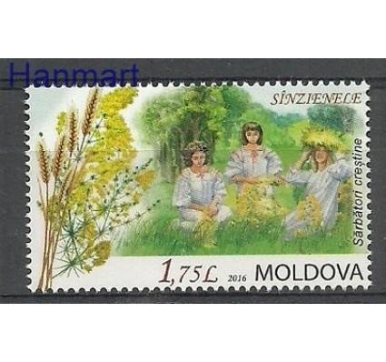 Znaczek Mołdawia 2016 Mi 968 Czyste **