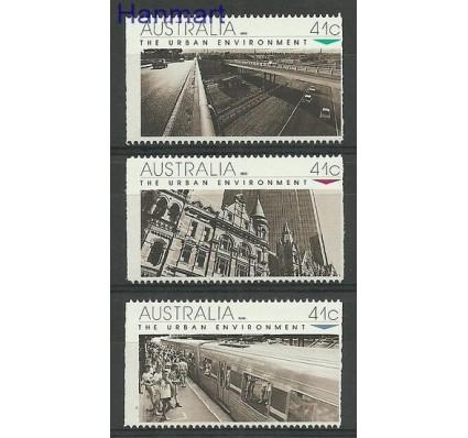 Znaczek Australia 1989 Mi 1166-1168 Czyste **