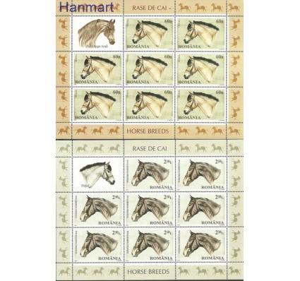 Znaczek Rumunia 2010 Mi ark6439-6443 Czyste **