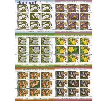 Znaczek Rumunia 2012 Mi ark6585-6590 Czyste **