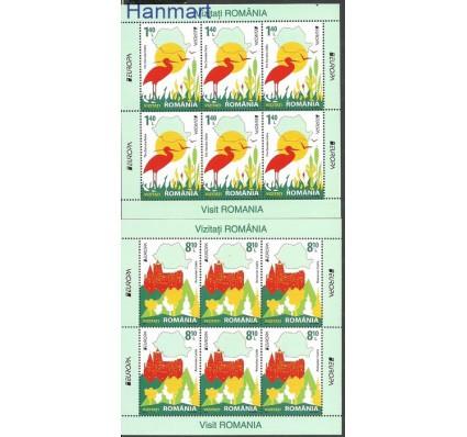 Znaczek Rumunia 2012 Mi ark6617-6618 Czyste **