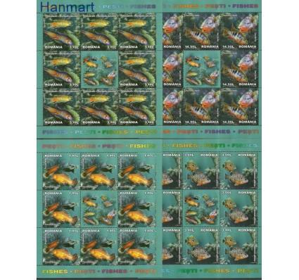 Znaczek Rumunia 2012 Mi ark6625-6628 Czyste **