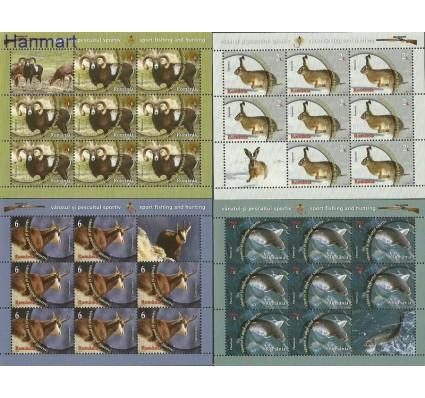 Znaczek Rumunia 2013 Mi ark6726-6729 Czyste **