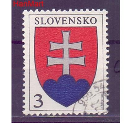Słowacja 1993 Mi mpl162c Stemplowane