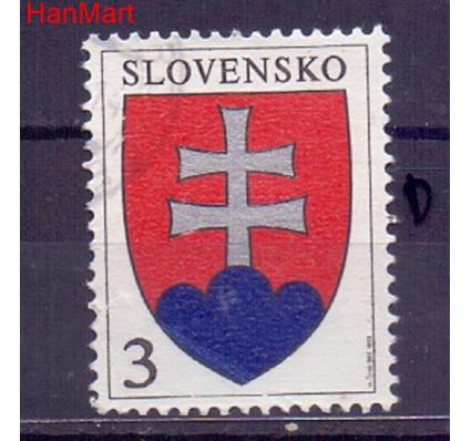 Słowacja 1993 Mi mpl162d Stemplowane