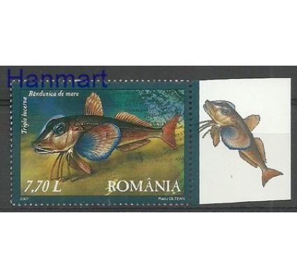 Znaczek Rumunia 2007 Mi 6166 Czyste **