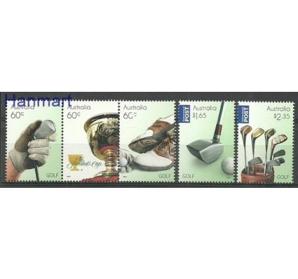 Znaczek Australia 2011 Mi 3610-3614I Czyste **