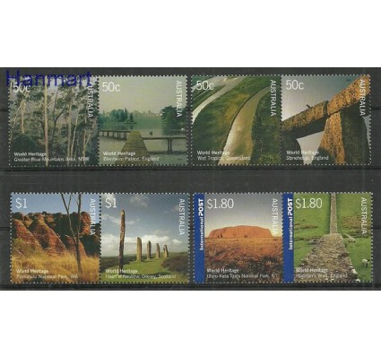 Znaczek Australia 2005 Mi par2438-2445 Czyste **