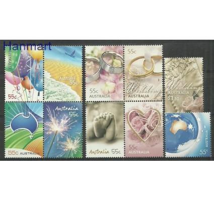 Australia 2008 Mi vie3083-3092 Czyste **