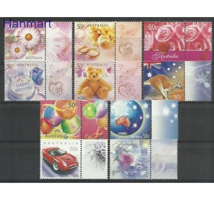 Znaczek Australia 2003 Mi zf2190-2199 Czyste **
