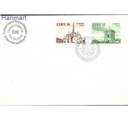 Znaczek Irlandia 1978 Mi 391-392 FDC