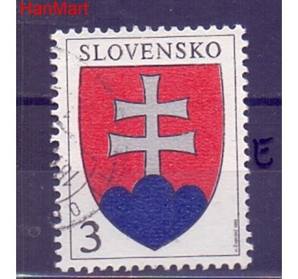 Słowacja 1993 Mi mpl162e Stemplowane