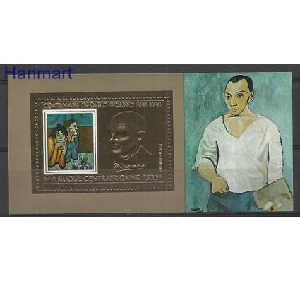 Republika Środkowoafrykańska 1981 Mi bl132 Czyste **