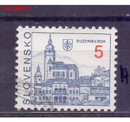 Słowacja 1993 Mi mpl164a Stemplowane