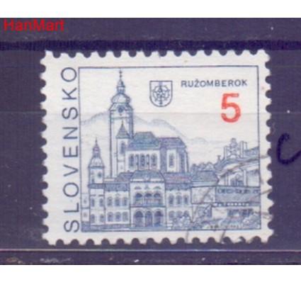 Słowacja 1993 Mi mpl164c Stemplowane