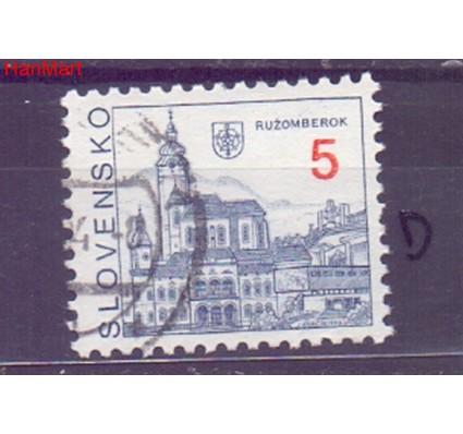 Słowacja 1993 Mi mpl164d Stemplowane