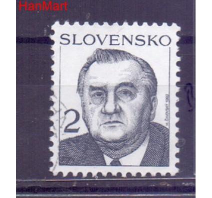 Słowacja 1993 Mi mpl166b Stemplowane