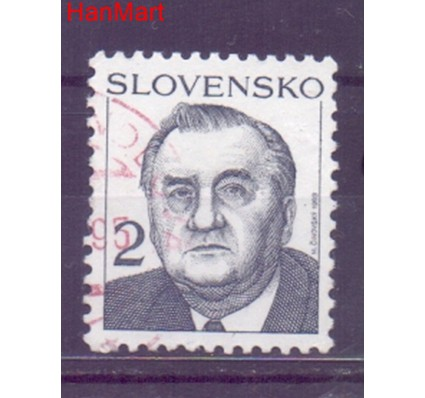 Słowacja 1993 Mi mpl166g Stemplowane
