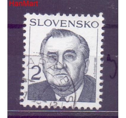 Słowacja 1993 Mi mpl166j Stemplowane