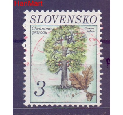 Słowacja 1993 Mi mpl168a Stemplowane