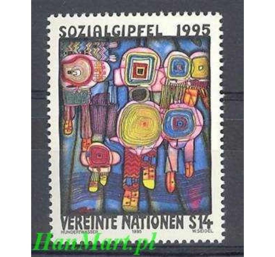 Narody Zjednoczone Wiedeń 1995 Mi 179 Czyste **