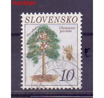 Słowacja 1993 Mi mpl169e Stemplowane