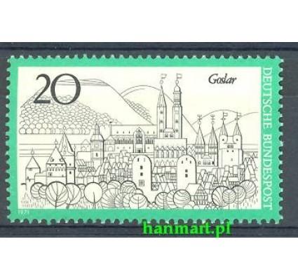 Niemcy 1971 Mi 704 Czyste **