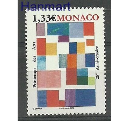 Znaczek Monako 2009 Mi 2920 Czyste **