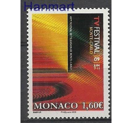 Monako 2009 Mi 2948 Czyste **