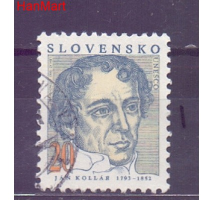 Słowacja 1993 Mi mpl173i Stemplowane
