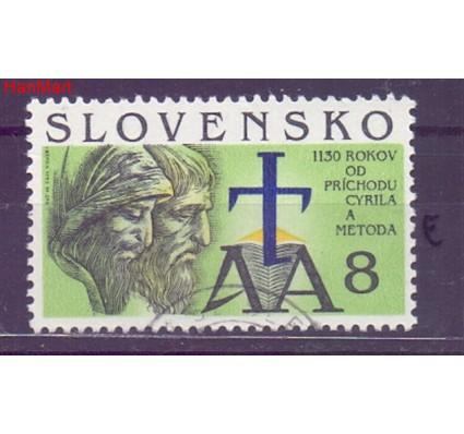 Słowacja 1993 Mi mpl175e Stemplowane