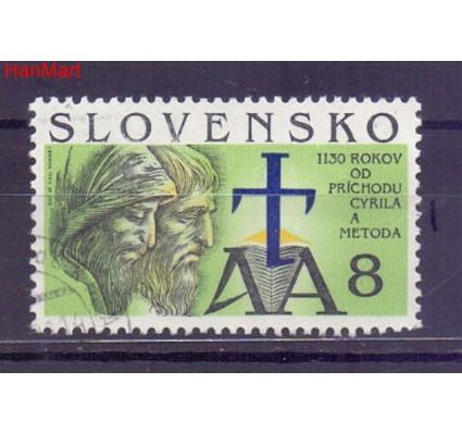 Słowacja 1993 Mi mpl175i Stemplowane