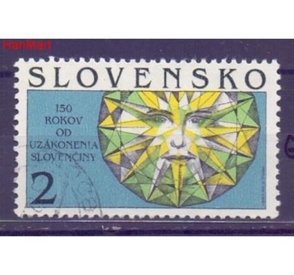 Słowacja 1993 Mi mpl176g Stemplowane