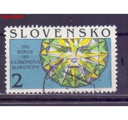 Słowacja 1993 Mi mpl176i Stemplowane