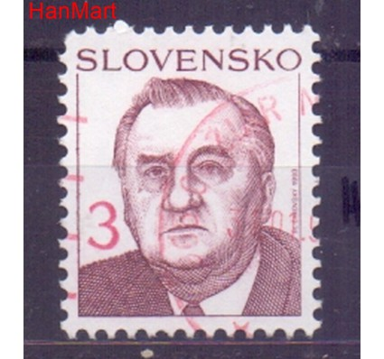 Słowacja 1993 Mi mpl180h Stemplowane