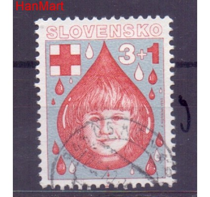 Słowacja 1993 Mi mpl182j Stemplowane