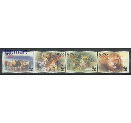 Znaczek Ghana 2004 Mi vie3701-3704 Czyste **