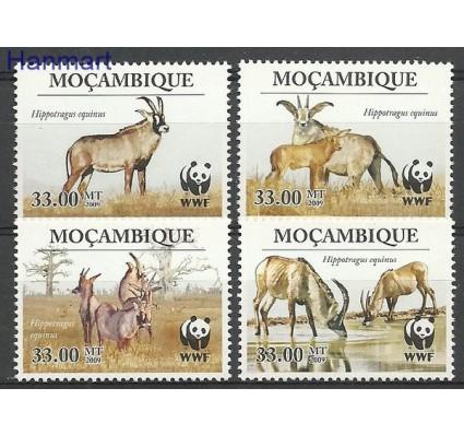 Znaczek Mozambik 2010 Mi 3658-3661 Czyste **