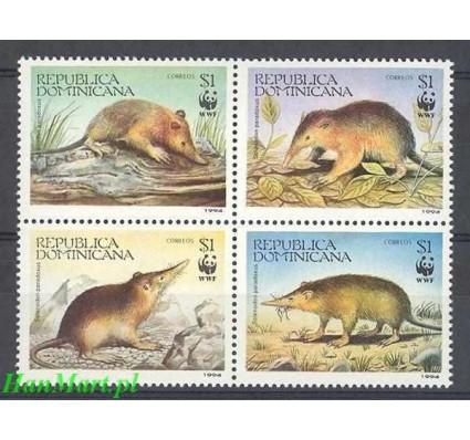 Dominikana 1994 Mi 1698-1701 Inne