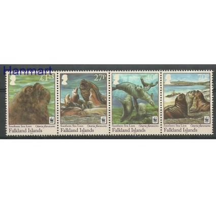 Falklandy 2011 Mi vie1143-1146 Czyste **