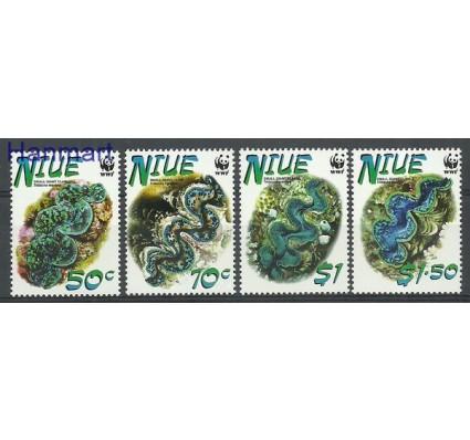 Znaczek Niue 2002 Mi 973-976I Czyste **