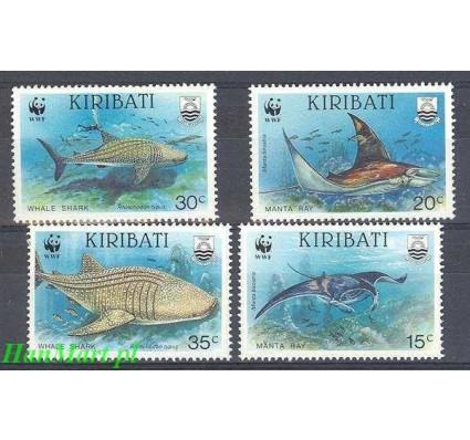 Znaczek Kiribati 1991 Mi 566-569 Czyste **