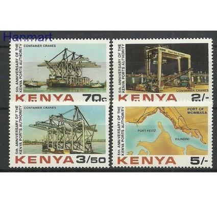 Znaczek Kenia 1983 Mi 236-239 Czyste **