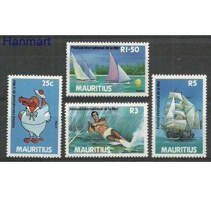 Znaczek Mauritius 1987 Mi 647-650 Czyste **
