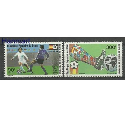 Znaczek Benin 1982 Mi 283-284 Czyste **