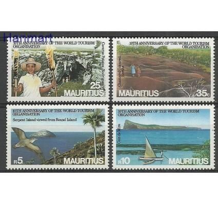 Znaczek Mauritius 1985 Mi 613-616 Czyste **