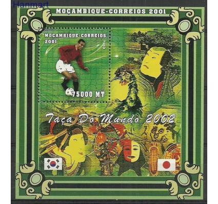 Mozambik 2001 Mi bl70 Czyste **