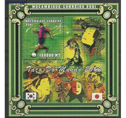 Mozambik 2001 Mi bl73 Czyste **