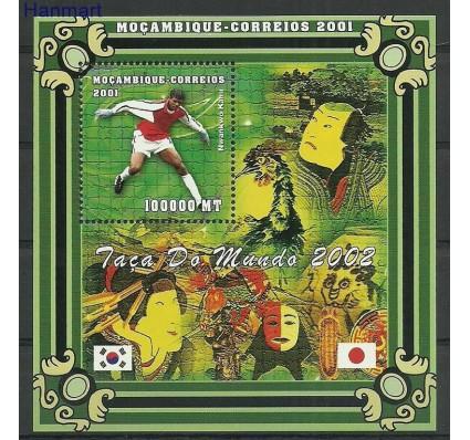 Mozambik 2001 Mi bl75 Czyste **