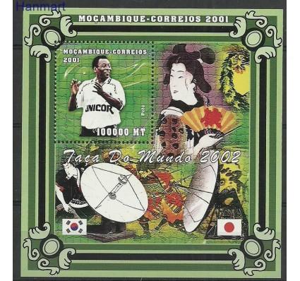 Mozambik 2001 Mi bl78 Czyste **